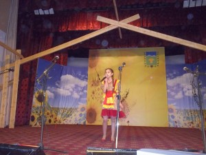 Шаканукова Алина  ученица 6 класса