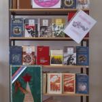 1. Выставка книг о войне