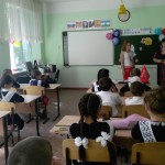«Я- талантлив» урок с приглашением многодетных семей, воспитавших талантливых детей