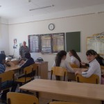 Урок ОБЖ в 7 классе